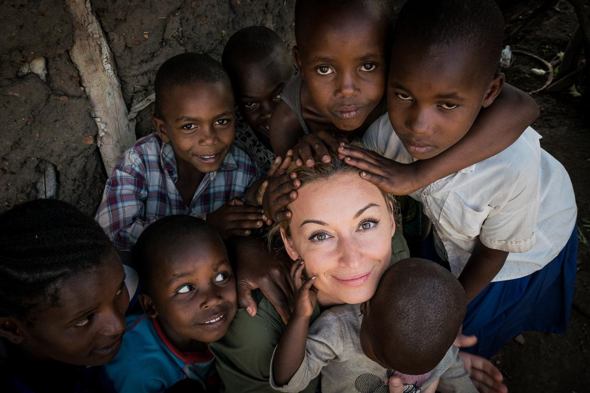 Odcinek 5, sezon 8, Tanzania